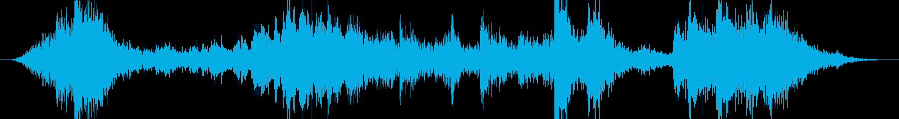 大型ブリキ板金:ヘビーラトルアンド...の再生済みの波形