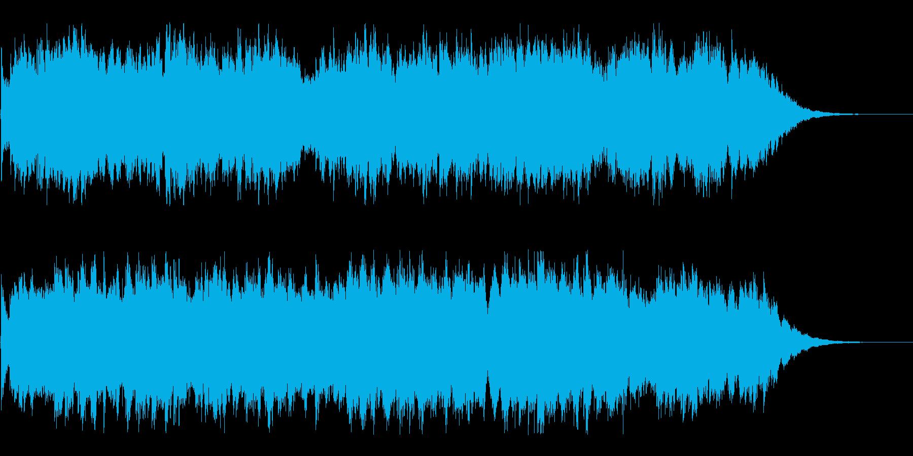 Dark_ホラーで怪しく神秘的-13の再生済みの波形