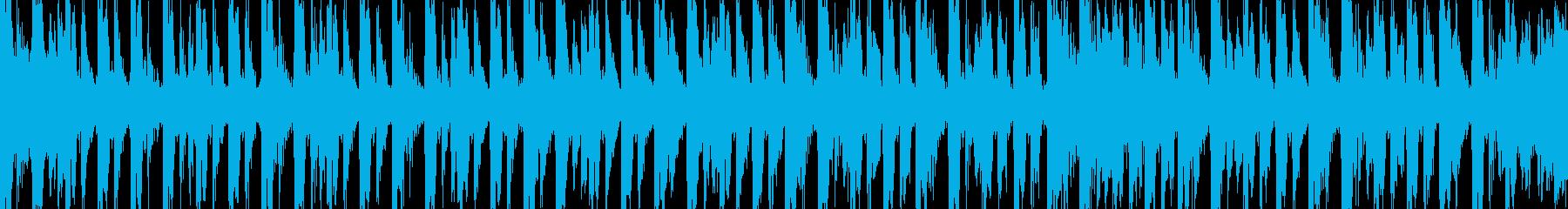 デヴィッドゲッタ、DJアントワーヌ...の再生済みの波形