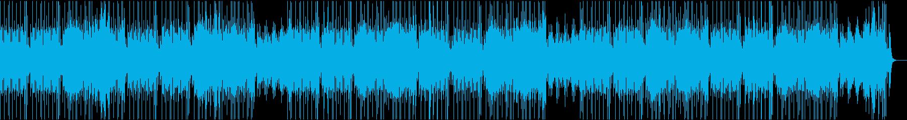 Refreshing violin / karaoke's reproduced waveform