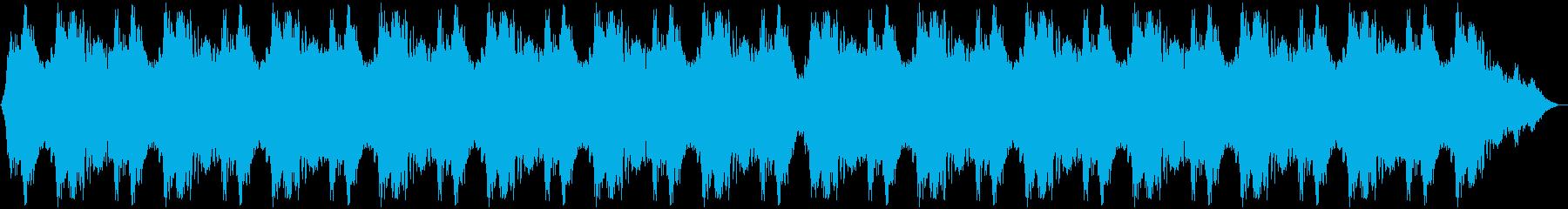 魔法詠唱、魔法発動、独白 19の再生済みの波形