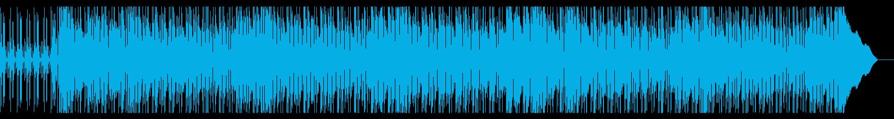 LOUNGE上品なラウンジミュージックの再生済みの波形