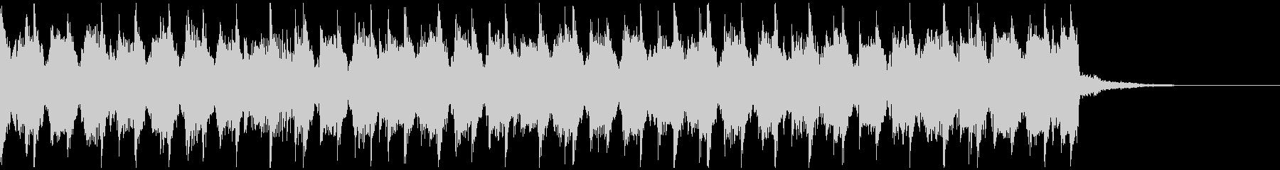 SNS、お洒落、夏、トロピカルハウス6Sの未再生の波形