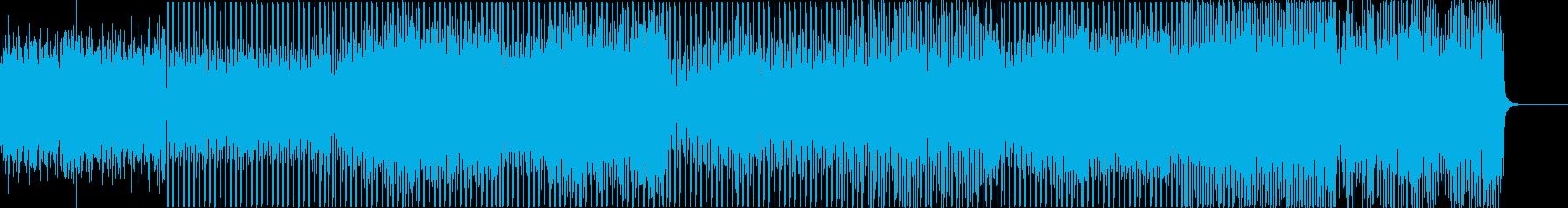 とにかく使い勝手の良いBGM【3】春の再生済みの波形