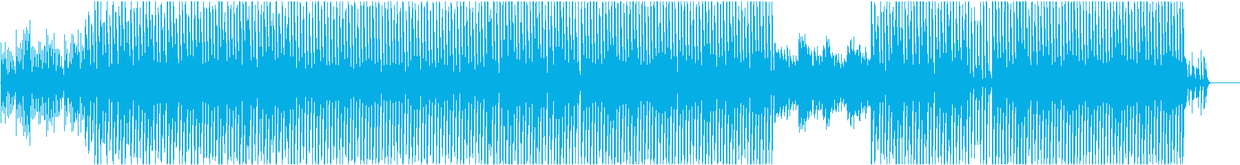 CMや映像に 企業系パワフルストリングスの再生済みの波形