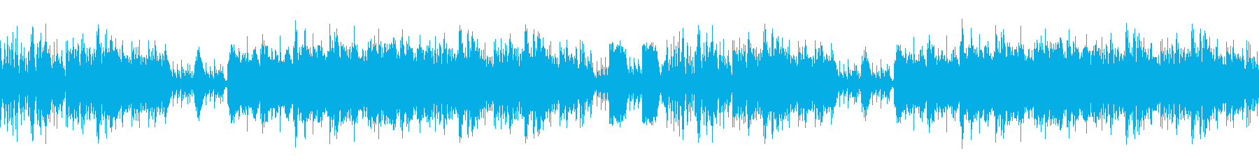琴和太鼓ポップで和風楽曲ループ京都の再生済みの波形