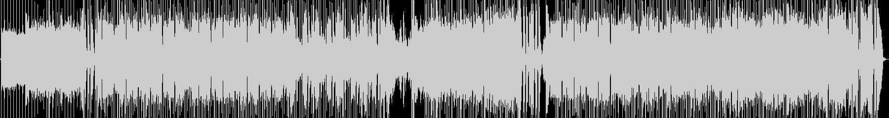 POPセンチメンタルなインスト曲の未再生の波形