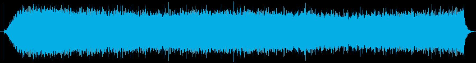 ハンドヘルドヘアドライヤー:スター...の再生済みの波形