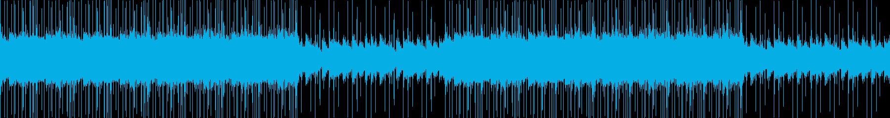 チルアウト、おしゃれ、朝、Vlogの再生済みの波形