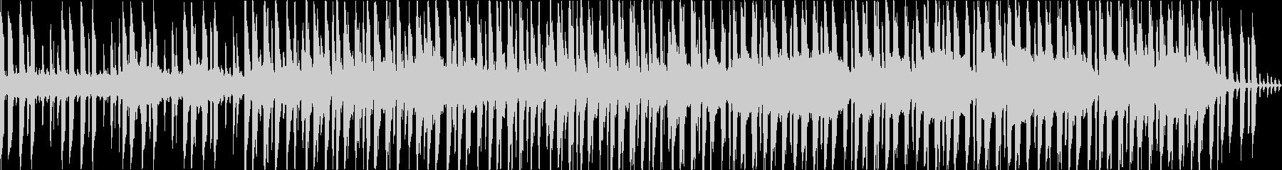 【ループ】あやしい密林を探索する民族曲の未再生の波形