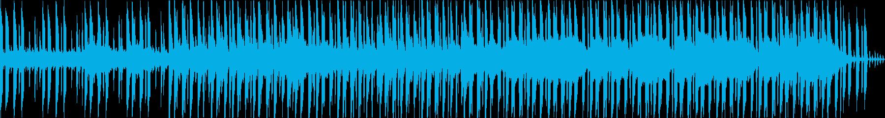 【ループ】あやしい密林を探索する民族曲の再生済みの波形