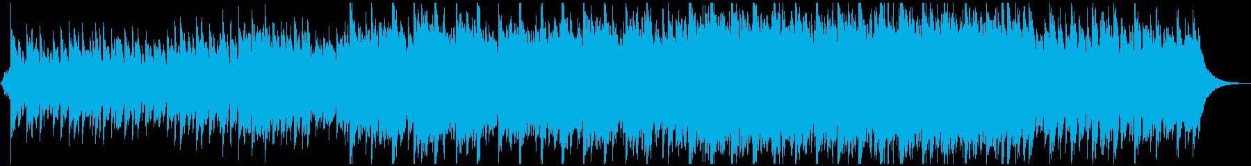 現代の交響曲 広い 壮大 感情的 ...の再生済みの波形