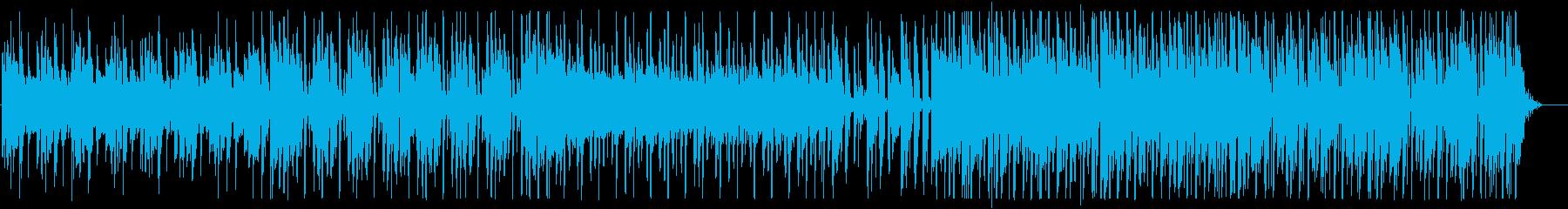 ノリの良い爽やかポップス_No519の再生済みの波形