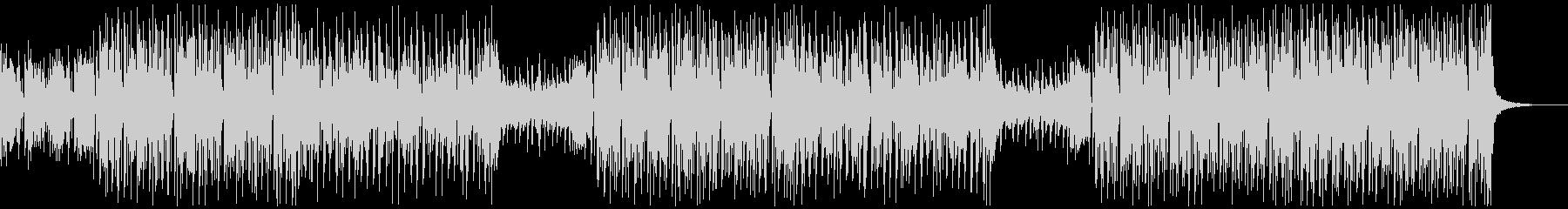 ファンキー/クール/おしゃれシティポップの未再生の波形