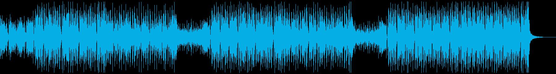 ファンキー/クール/おしゃれシティポップの再生済みの波形