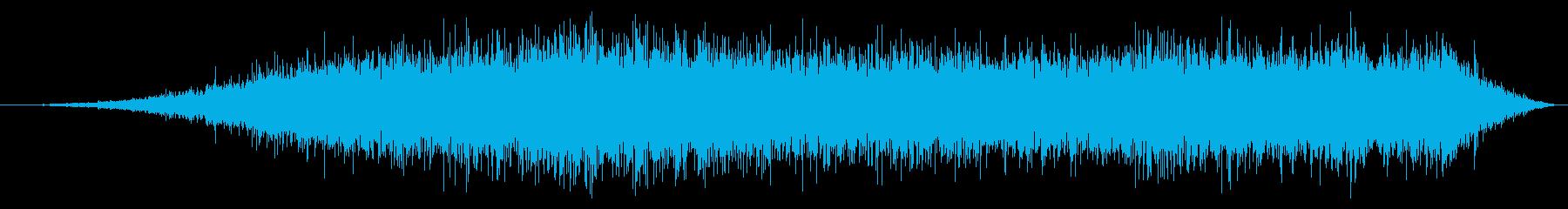 メルセデスS400 V6ハイブリッ...の再生済みの波形