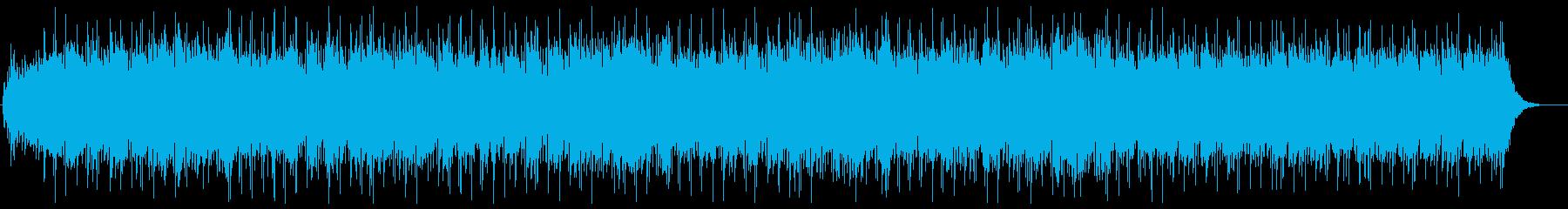 アコギとソプラノサックスでゆったりBGMの再生済みの波形