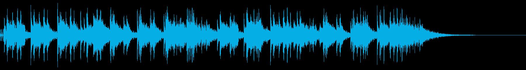和風 三味線  粋でキレ!のある曲 日本の再生済みの波形