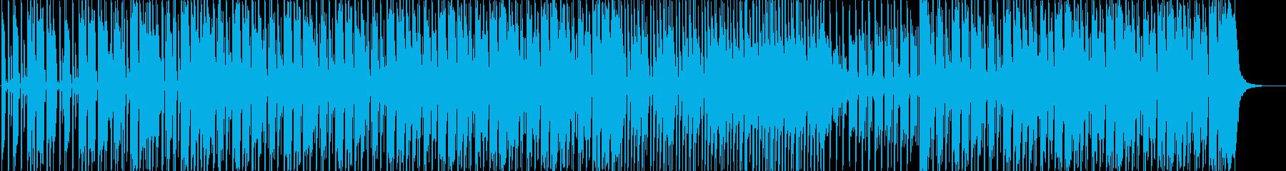 イージーリスニング 技術的な 静か...の再生済みの波形