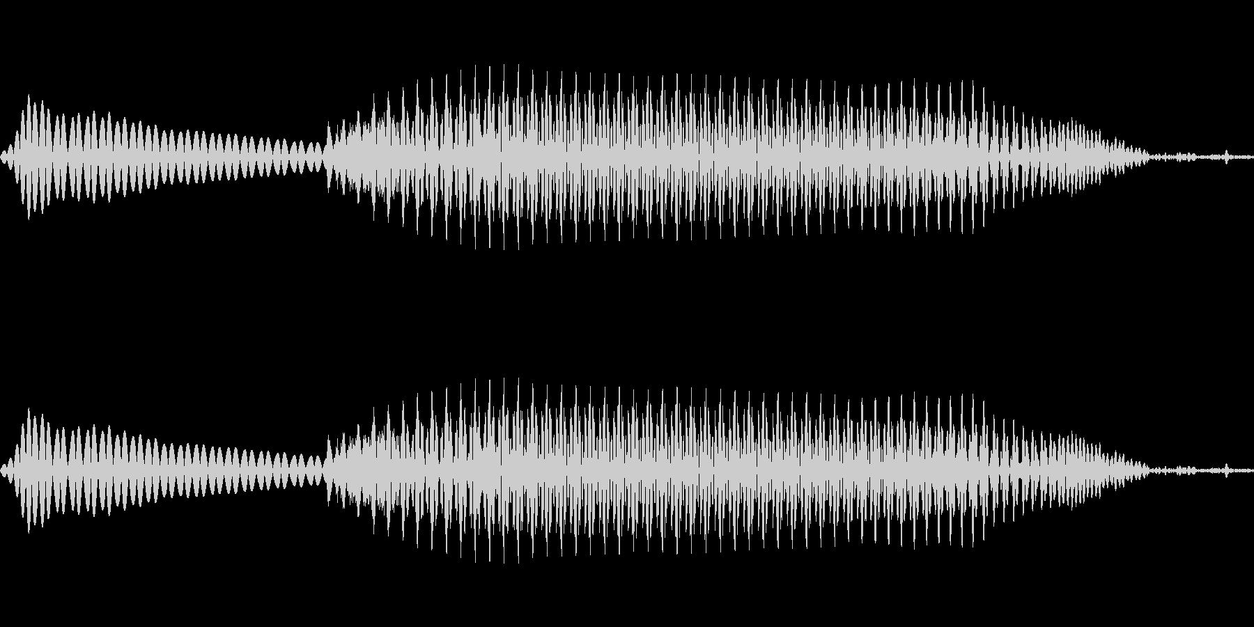 due(2) ドゥ フランス語 女性の未再生の波形