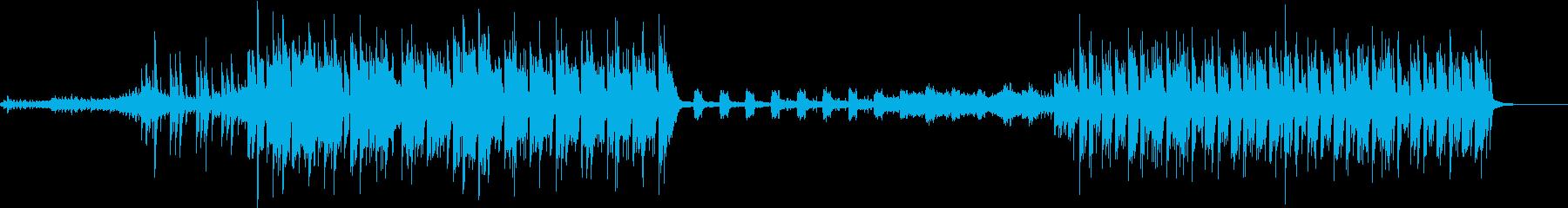 弦楽器と現代ビートが融合したインストの再生済みの波形