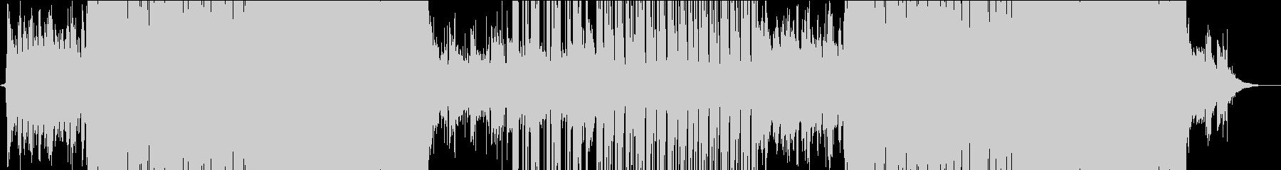90年代切ないメロディR&B系楽曲の未再生の波形