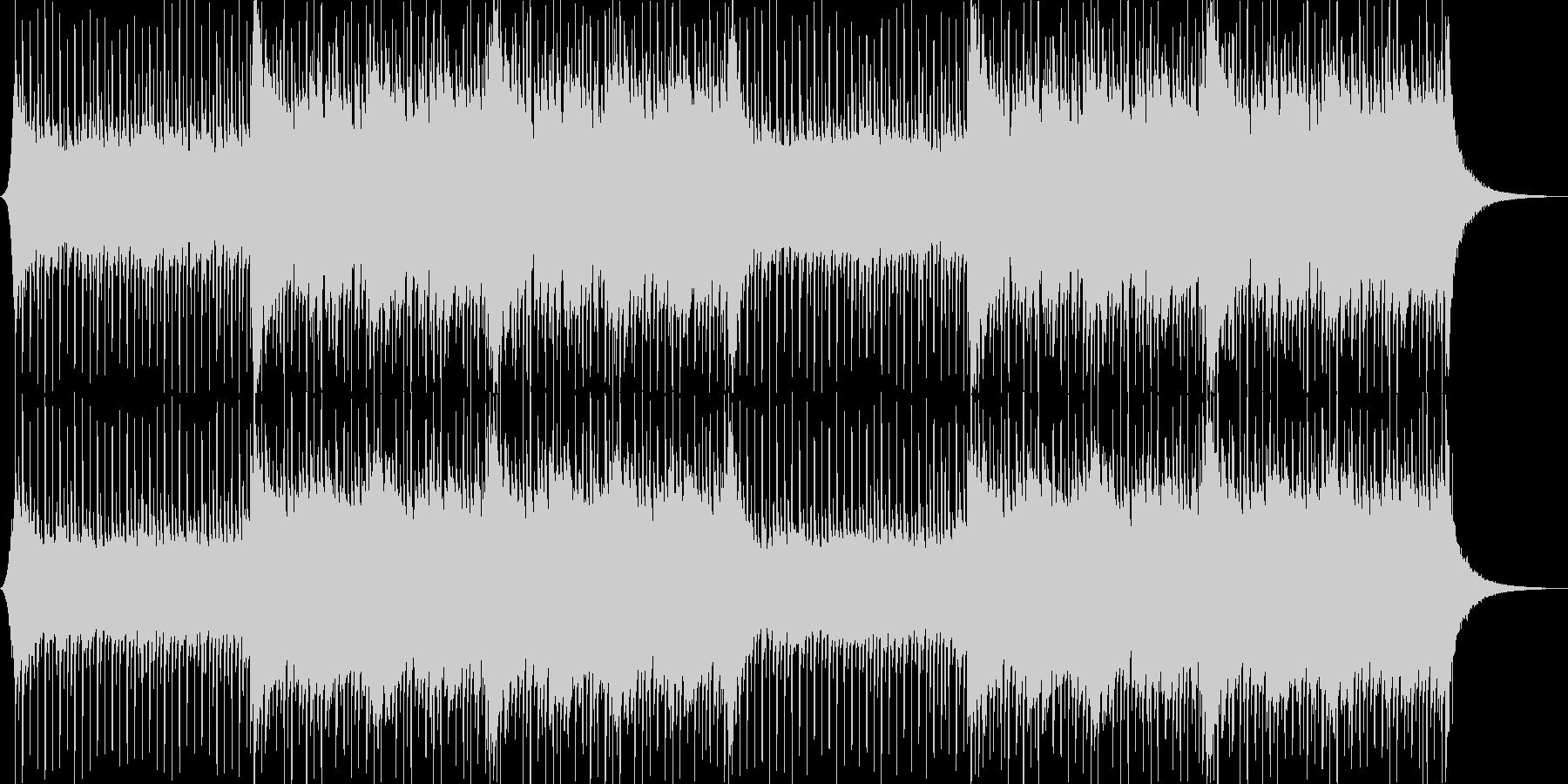 企業VP系35、爽やかギター4つ打ちaの未再生の波形