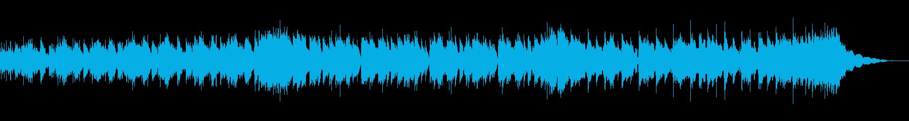 夏・楽しい・CM・生演奏・ウクレレの再生済みの波形