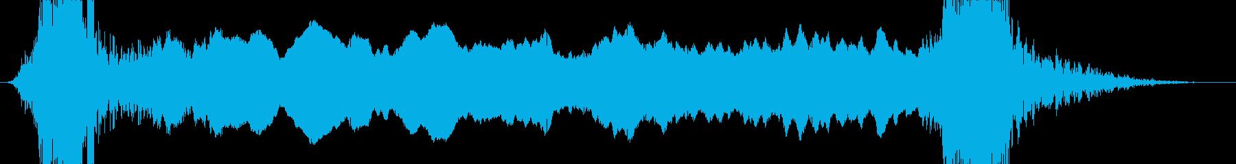 トランジション プロモーションパッド59の再生済みの波形