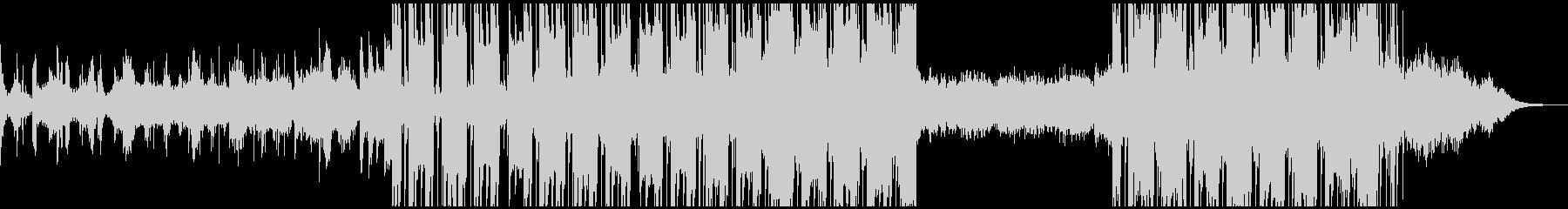ドラム & ベース ジャングル 広...の未再生の波形