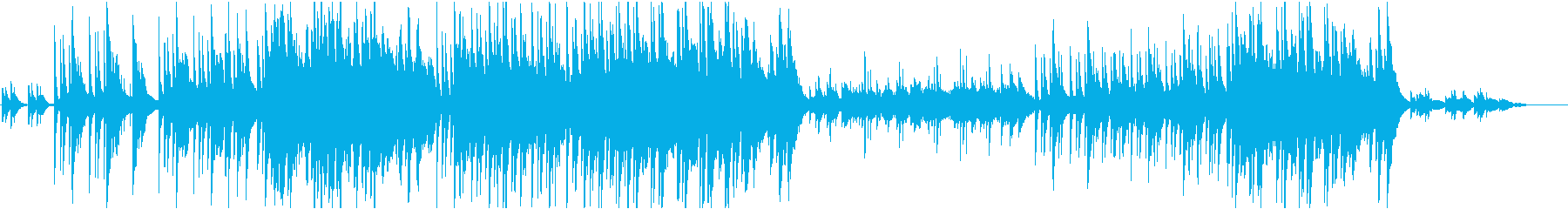 アニメーションの短編またはインディ...の再生済みの波形