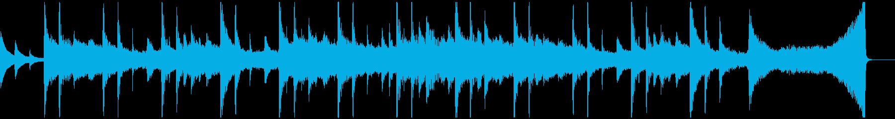 ピアノ・幻想的・風・ノスタルジック Cの再生済みの波形