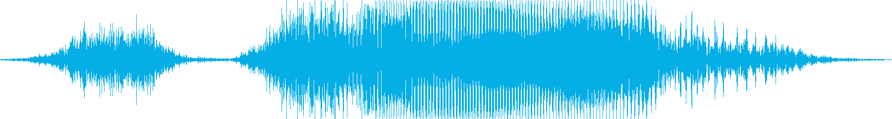 スチール!の再生済みの波形