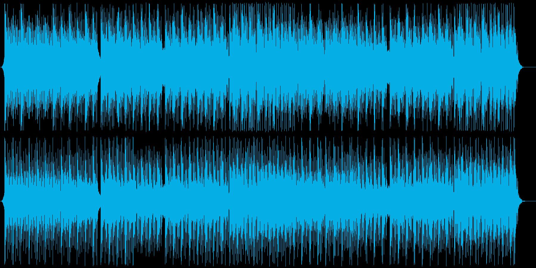 夜明け-VP・PV-ピアノ-明るく爽やかの再生済みの波形
