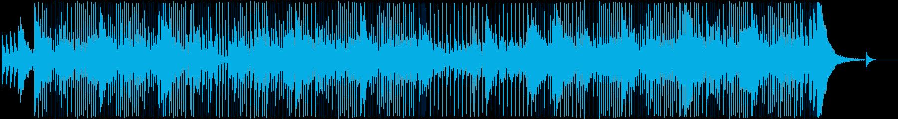 ポップインスト。明るくポジティブな...の再生済みの波形