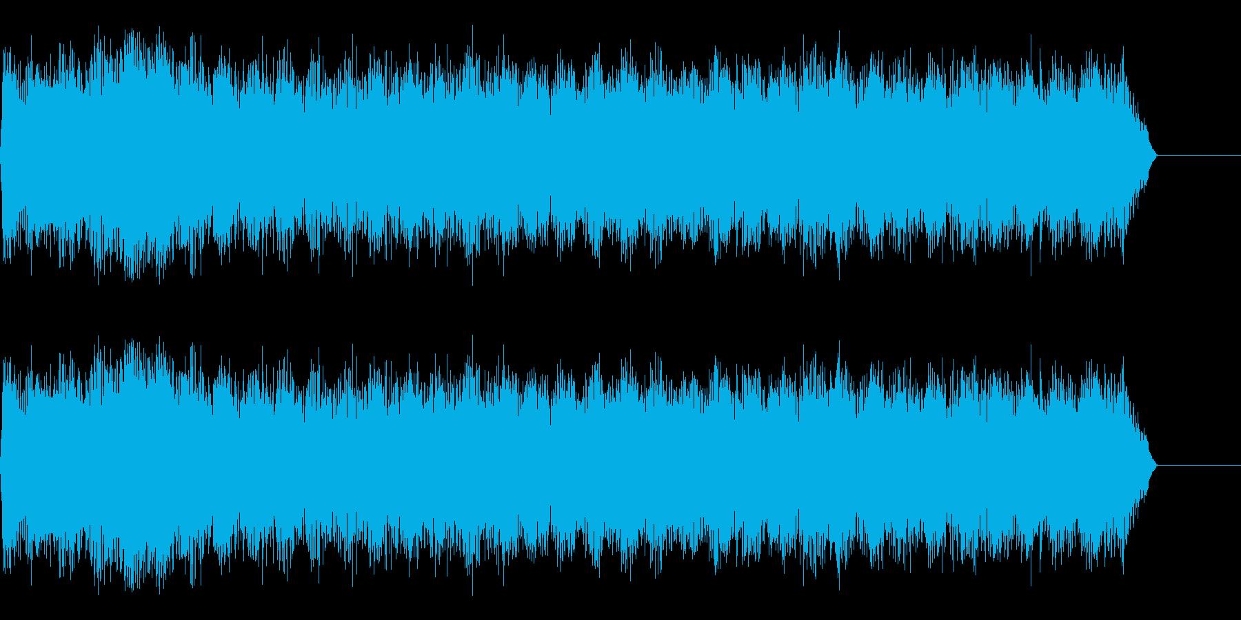 プシュー(ガス/ノイズ/科学物/水蒸気の再生済みの波形
