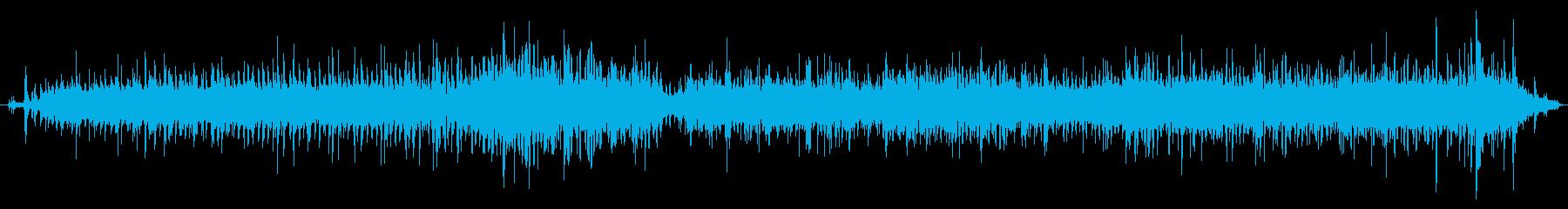 メタルペダルボート:オンボード:ス...の再生済みの波形