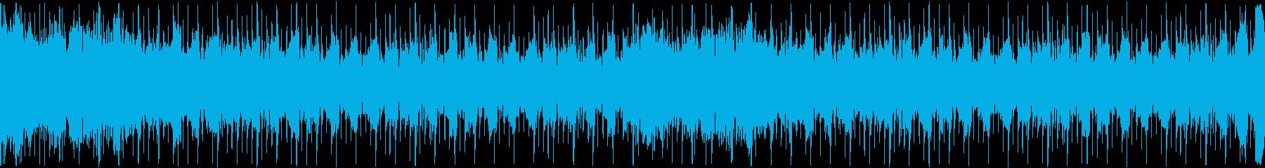 【ゲーム・シーン】バトルSE_02の再生済みの波形