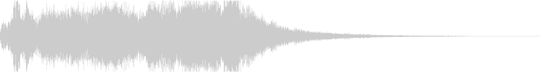 OPのような場面転換に使えるオーケストラの未再生の波形