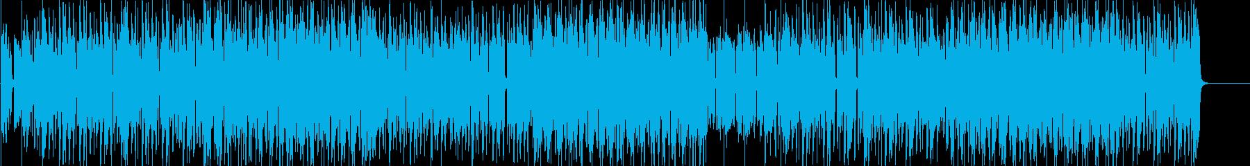 冷静になる。グルーヴスローファンク...の再生済みの波形