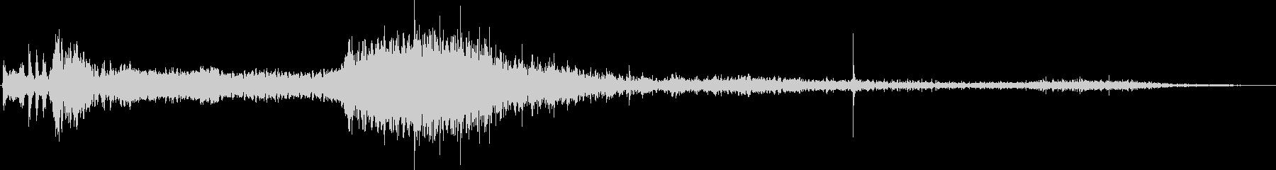 ハマーH2 Suv:内線:スタート...の未再生の波形