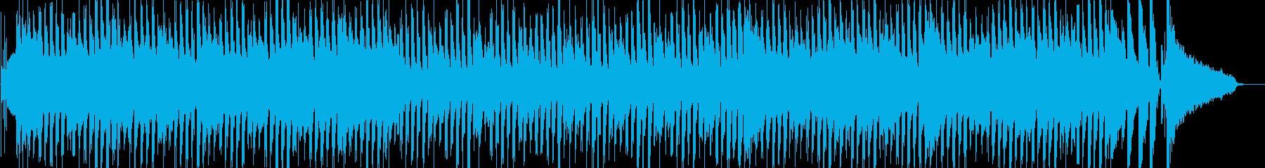 ストリングス、元気でさわやかなんの再生済みの波形