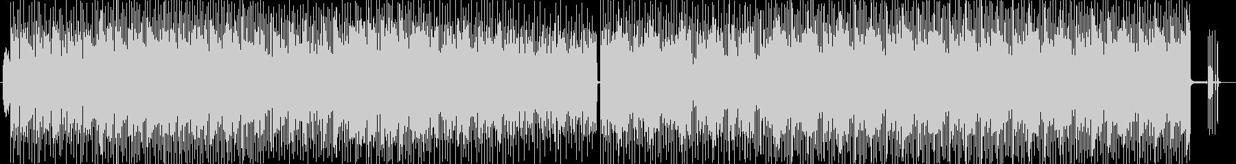 ファンタジーなシンセサウンドポップの未再生の波形