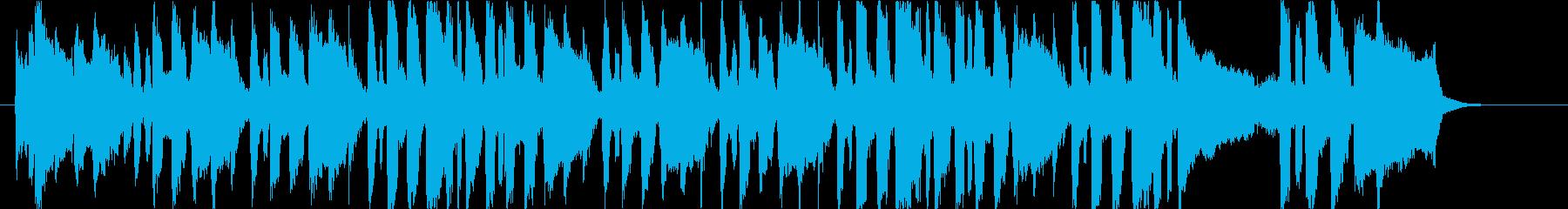 誕生日の歌(ワルツver) 【ユウト】の再生済みの波形