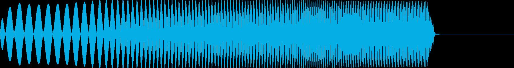 アナログFX 6の再生済みの波形