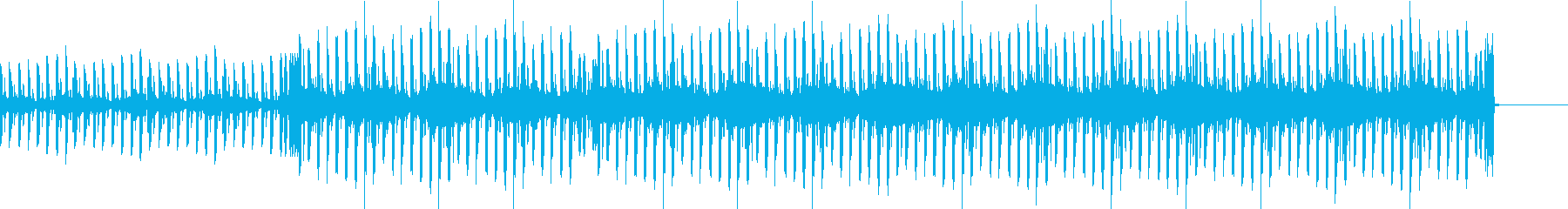 CMや企業VPに最適のハウス系エレクトロの再生済みの波形