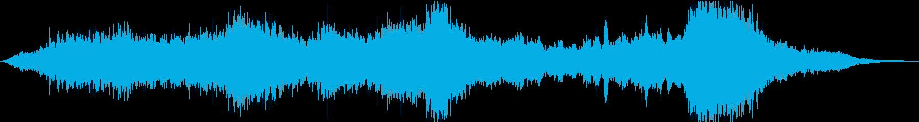 ドローン Obstrusive O...の再生済みの波形