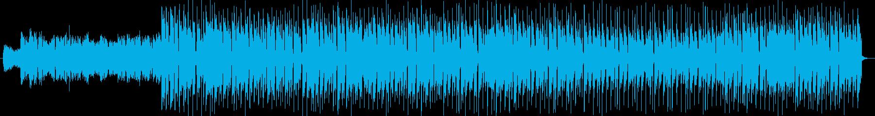 ゲイ・ゴードンの幸福な高揚感のある...の再生済みの波形