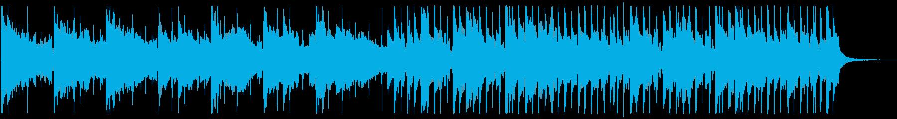 爽やか/優しさ/R&B_No470_4の再生済みの波形