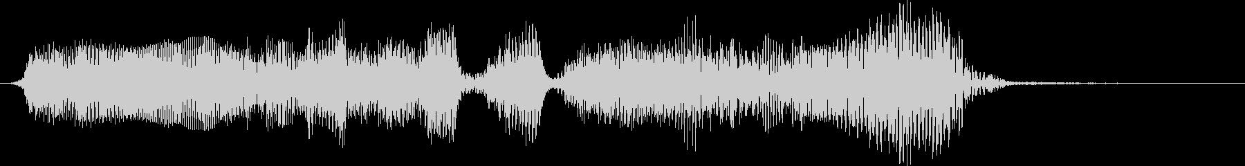 エレクトリックギター:ヘビーベース...の未再生の波形